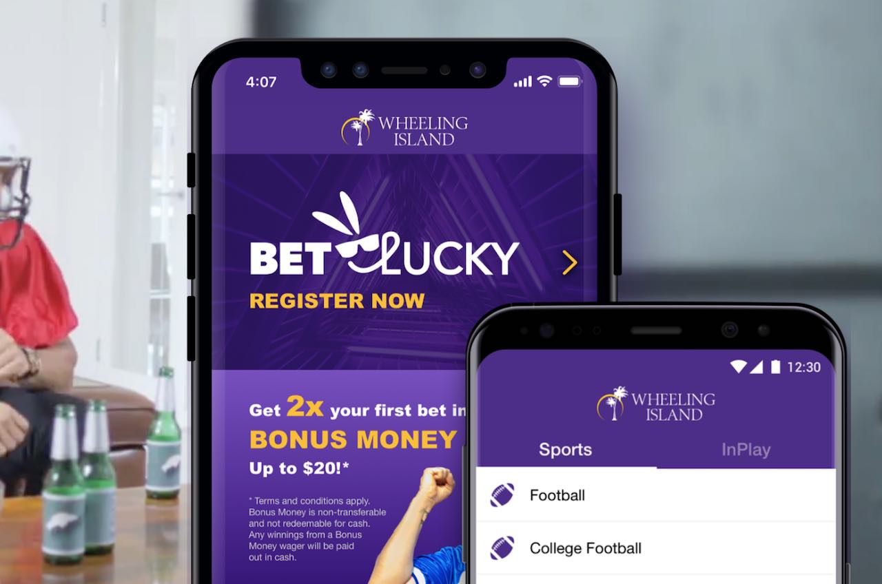 BetLucky WV sports betting app