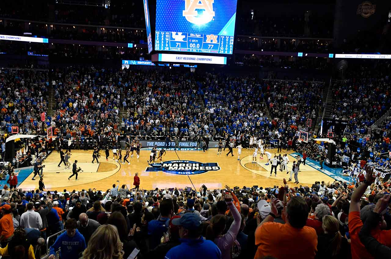 WV sports betting bets big on March Madness