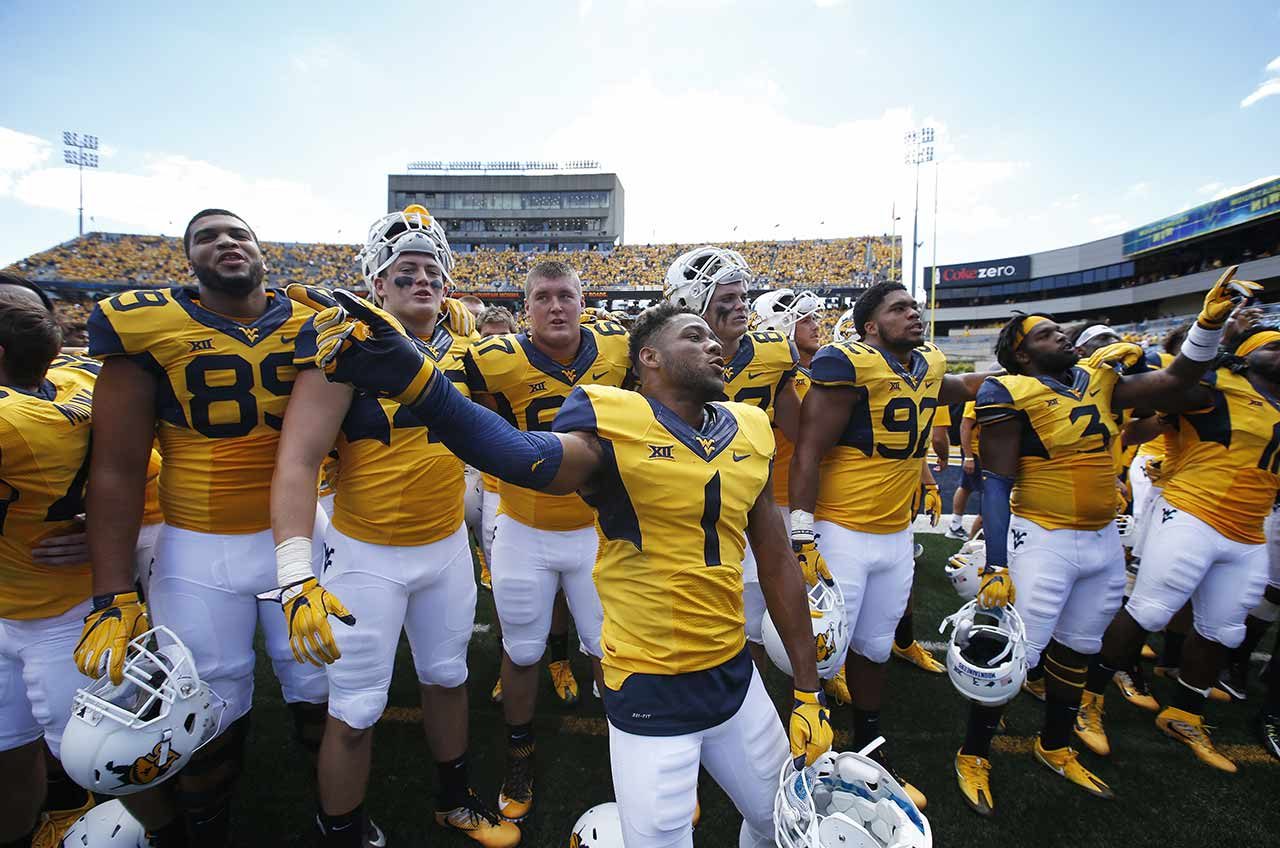 Will FanDuel return in time for WVU football?