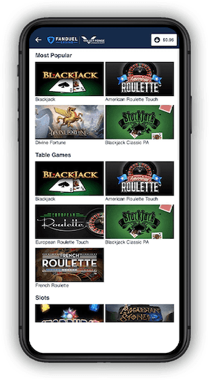wv casino apps
